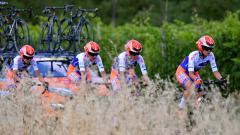 Indosport - Ajang balapan sepeda Tour of  Croatia