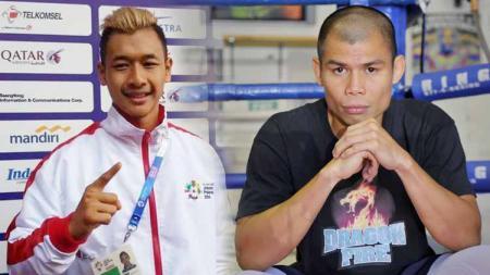 Hanifan Yudani, Chris John, dan Cerita Kesejahteraan Atlet Bela Diri Indonesia. - INDOSPORT