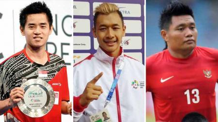 Dari Toko Material hingga ternak ikan, 3 Atlet Top Indonesia yang pintar dalam berbisnis. - INDOSPORT