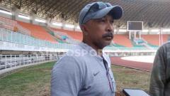 Indosport - Fakhri Husaini, pelatih Timnas Indonesia U-19.