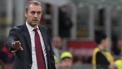 Indosport - Eks pelatih AC Milan, Marco Giampaolo, baru saja dipecat Torino.
