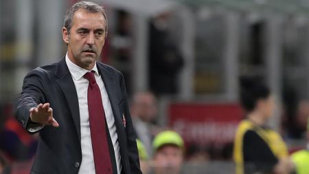Marco Giampaolo tampaknya siap balas dendam kepada raksasa Serie A Liga Italia, AC Milan, yang telah mendepaknya, dengan menjadi pelatih di klub rival. - INDOSPORT