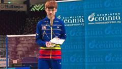 Indosport - Ng Tze Yong, bakat muda bulutangkis Malaysia