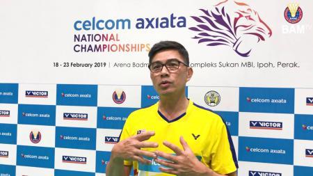 Kwan Yoke Meng, pelatih bulutangkis Malaysia - INDOSPORT
