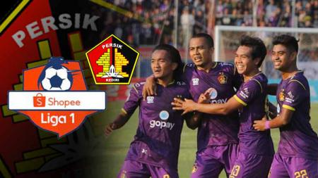 Persik Kediri lolos 8 besar Liga 2 2019. - INDOSPORT