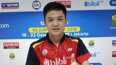 Indosport - Pebulutangkis tunggal putra, Bobby Setiabudi.