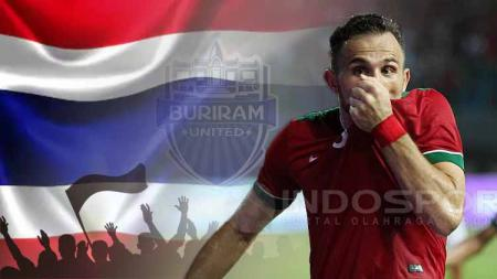 Tak dipanggil Timnas Indonesia, Spasojevic justru bakal merapat ke Thailand - INDOSPORT