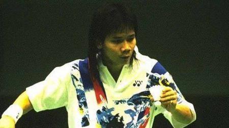 Legenda hidup bulu tangkis tunggal putra Indonesia, Ardy B. Wiranata. - INDOSPORT