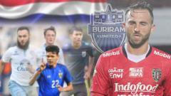 Indosport - Secara statitik gol, Ilija Spasojevic masih lebih baik ketimbang 4 striker Buriram United.