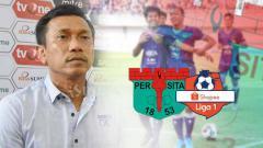 Indosport - Sudah dipastikan ke 8 besar, ini perjalanan berliku Persita Tangerang menuju promosi ke Liga