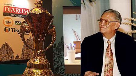 Nama Suharso Suhandinata begitu dikenang di bulutangkis dunia dan Indonesia berkat sejumlah jasa-jasa besarnya bagi olahraga ini. - INDOSPORT