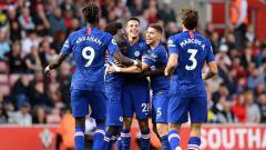 Indosport - Chelsea dijagokan menjadi pesaing Liverpool dalam perburuan gelar juara Liga Inggris 2019-2020 usai meraih kemenangan atas Crystal Palace, Sabtu (09/11/19).