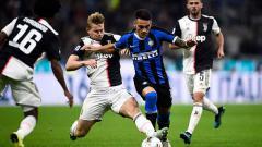 Indosport - Matthijs de Ligt menjadi sorotan dalam laga Inter Milan kontra Juventus pada lanjutan pekan ketujuh kompetisi sepak bola Serie A Italia, Senin (07/10/19). Nicolo Campo/LightRocket via Getty Images.