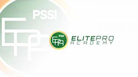 Logo Elite Pro Academy Liga 1 U-16. - INDOSPORT