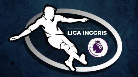 Logo Liga Inggris - INDOSPORT