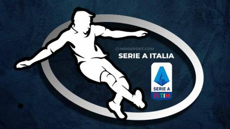 Logo Serie A Italia - INDOSPORT