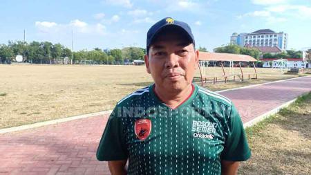 Suporter setia PSM Makassar pasti tidak akan asing jika mendengar nama Yusrifar Jafar - INDOSPORT
