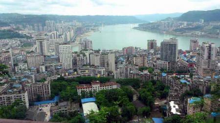 Wanzhou, Kota tempat Timnas Indonesia 22 latihan - INDOSPORT