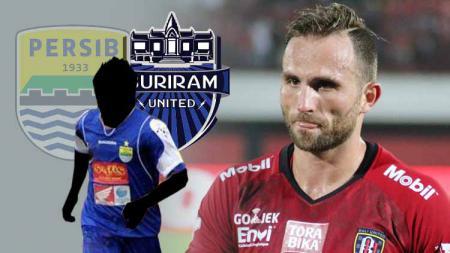 Jika ke Buriram United, Spasojevic Bakal Main Bareng Eks Persib Bandung. - INDOSPORT