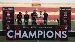 Indosport - Althaf Indie Alrizky berhasil menyabet gelar pemain terbaik dalam ajang Elite Pro Academy U-16.