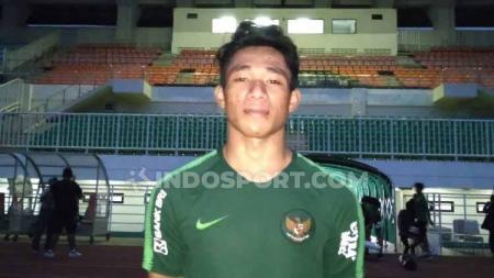 Serdi Ephyfano Boky, bek Timnas Indonesia U-19 - INDOSPORT