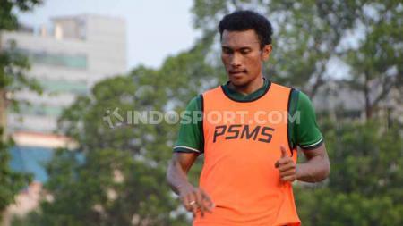 Striker PSMS Medan, Muhammad Renngur - INDOSPORT
