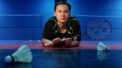 Indosport - Legenda ganda putra, Tony Gunawan seret nama Indonesia sebagai penyebab utama kehebatan bulutangkis di Jepang.