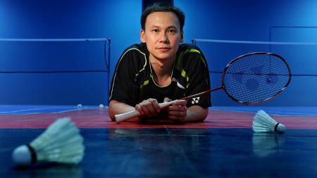 Pernyataan Juara Dunia dua kali, Tony Gunawan tentang perbedaan antara pemain bulutangkis Indonesia dan Jepang menjadi sorotan media asing. - INDOSPORT