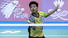 Indosport - Syabda Perkasa Belawa, tunggal putra junior Indonesia.