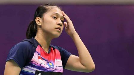 Melihat lagi aksi 'Huang Yaqiong' Indonesia, Indah Cahya Sari Jamil saat berpasangan dengan Daniel Marthin di final beregu BWF World Junior Championships 2019. - INDOSPORT