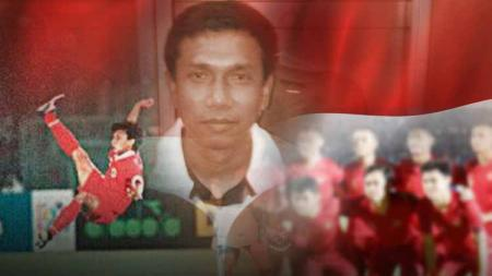 AFC melakukan pemungutan suara untuk menentukan gol terbaik sepanjang sejarah Piala Asia. Wakil Indonesia, Widodo C Putro kini tengah bertarung di semifinal. - INDOSPORT
