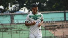 Indosport - Pemain bertahan PSMS Medan, Kesuma Satria Yudhistira.