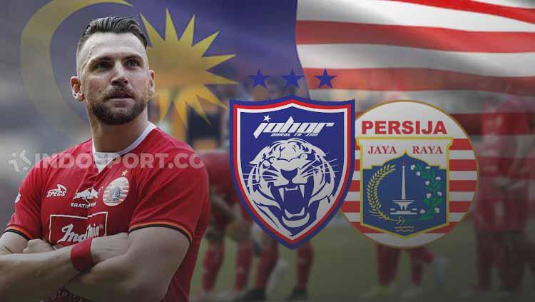 Sedang terpuruk, Persija bakal ditinggal Marko Simic ke klub malaysia Copyright: INDOSPORT