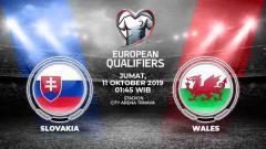Indosport - Prediksi Slovakia vs Wales
