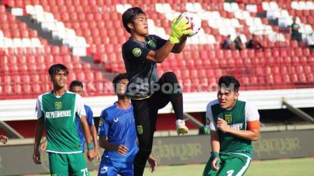 Persebaya Surabaya U-20 berhasil menembus partai final Elite Pro Academy (EPA) 2019 pada Sabtu (12/10/19) nanti. - INDOSPORT