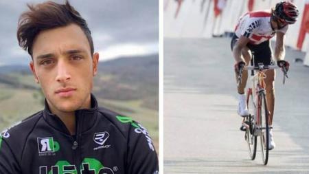 Giovanni Iannelli, pembalap sepeda yang tewas akibat kecelakaan - INDOSPORT