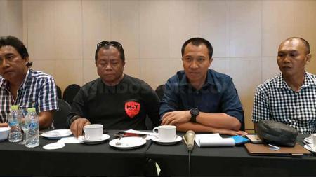 Pihak Asprov PSSI Jatim melakukan koordinasi dengan Gugus Tugas Covid-19 terkait penyelenggaraan Liga 3. - INDOSPORT