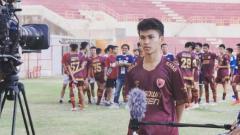 Indosport - Gelandang PSM Makassar sekaligus Garuda Select II, Muhammad Rafly Asrul.