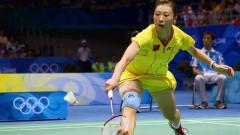 Indosport - Eks pebulutangkis China, Zhang Ning.