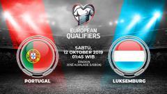 Indosport - Portugal diperkirakan bisa memenangkan laga kelima grup B Kualifikasi Euro 2020 melawan Luksemburg pada Sabtu (12/10/19) pukul 01.45 WIB.