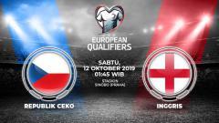 Indosport - Prediksi Pertandingan Republik Ceko vs Inggris.