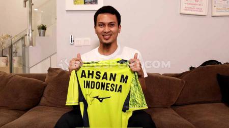 Ketenaran pebulutangkis ganda putra Indonesia, Mohammad Ahsan ternyata tak hanya digandrungi dikalangan fans Indonesia saja namun juga nyatanya ia cukup populer di Hong Kong. - INDOSPORT