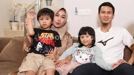 Pebulutangkis Indonesia, Muhammad Ahsan. - INDOSPORT