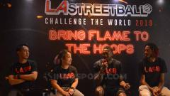 Indosport - Perhelatan LA Streetball Challenge The World (CTW) 2019