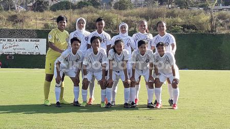 Arema FC Putri siap unjuk gigi di ajang Liga 1 Putri. - INDOSPORT