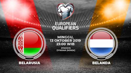 Pertandingan Belarusia vs Belanda. - INDOSPORT