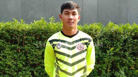 Pernah menjajal atmosfir sepak bola Italia bersama pelatih Cartago Alessandro, membuat Yogi Hermawan mengusung ambisi untuk masuk skuat Timnas Indonesia U-19. - INDOSPORT
