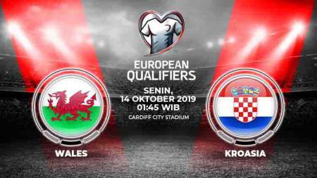 Prediksi Wales vs Kroasia - INDOSPORT