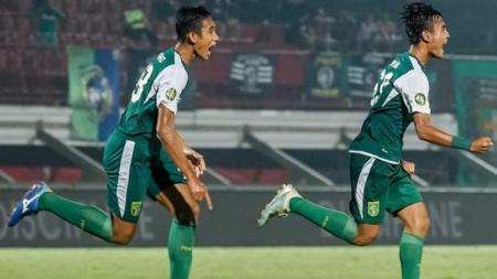Persebaya Surabaya U-20 berhasil menjadi juara Elite Pro Academy (EPA) U-20 2019 melawan Barito Putera U-20 di Stadion I Wayan Dipta. - INDOSPORT