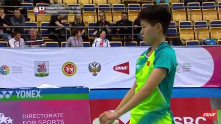 Pebulutangkis China, Lin Fang Ling - INDOSPORT
